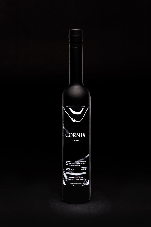 Cornix Absinth Flasche